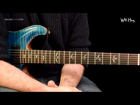 Something From Nothing - Foo Fighters - Guitar tutorial - Part 2 Lead inc SOLO HD tabs