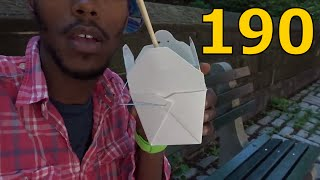 Uber and Postmates in New York City Vlog 190