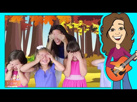 Exercise song for children | Bouncing Up and Down | Fast and Slow Actions | Patty Shukla