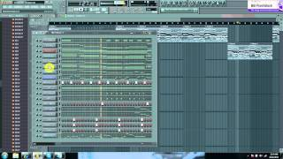 Young Jeezy - Corporate Thuggin Remake FL STUDIO (w/ free flp download!!!)