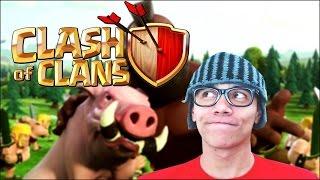 O jogo mais viciante? - Clash of Clans