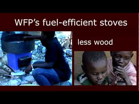 How a stove can save a life