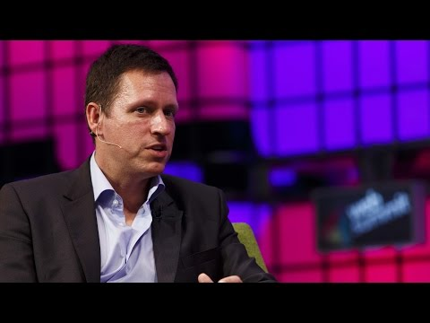 Peter Thiel: U.S. College System as Corrupt as Church 500 Years Ago