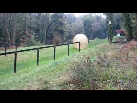 Alternative Activity #65 - Go Zorbing (The 1001 Club)
