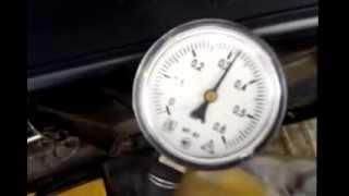 Замер давления топлива Ford Mondeo MK2 2.0 Zetec-E(, 2013-08-24T22:05:06.000Z)