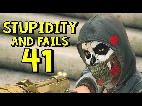 Thumbnail: Rainbow Six Siege | Stupidity and Fails 41