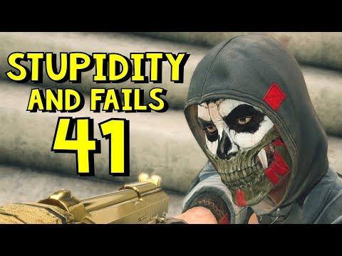 Rainbow Six Siege | Stupidity and Fails 41
