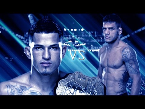UFC 185: Pettis vs Dos Anjos promo --by Thunderon--