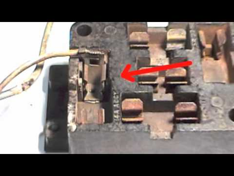 hqdefault how to repair a ford falcon mustang fuse box youtube  at mr168.co