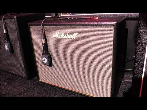 NAMM '18 - Marshall DSL40C & Origin20C Demos | 2018-01-30 | Premier