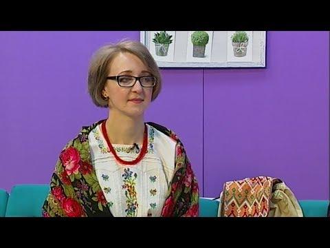 UA: БУКОВИНА: ☀️ Олена Ясінська, медик і майстриня про історію своєї вишиванки і не тільки
