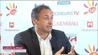 Colloque NPA-Le Figaro 2015  : Ludovic Le Moan, SIGFOX