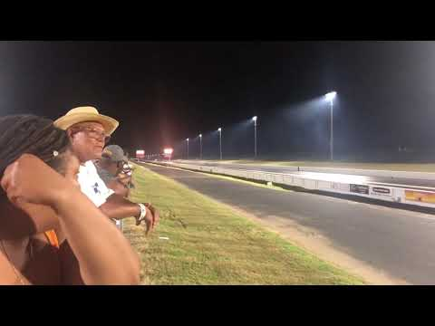 A little drag racing fun at Virginia Motor Speedway