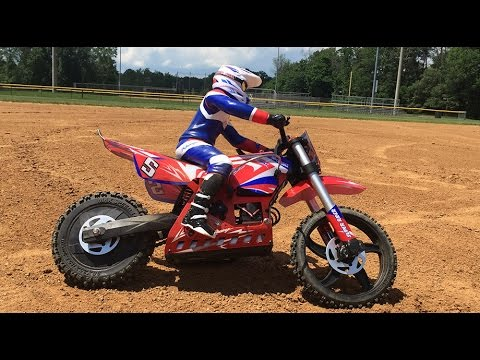 Skyrc Sr5 1 4 Scale Super Rider Rc Dirt Bike Off Road Review