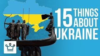 Видео 15 Things You Didn't Know About Ukraine от Alux.com, Украина
