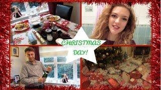 CHRISTMAS DAY! | Vlogmas Day 25