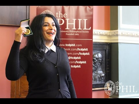 Marjane Satrapi  Full Address and Q&A  The Phil