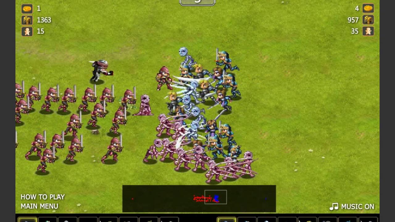 Miragine War [ Part 1 ]