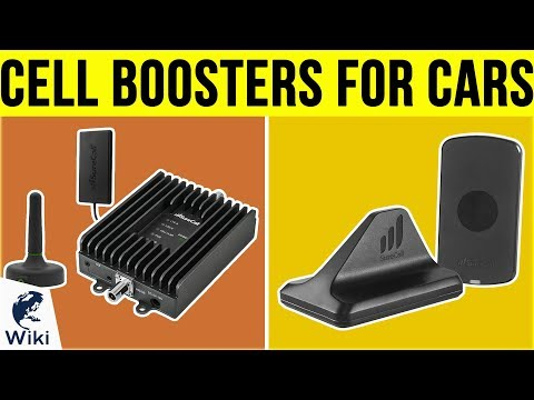 Top 7 Cell Boosters for Cars of 2019   Video Review