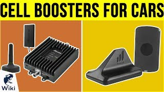 7 Best Cell Boosters for Cars 2019