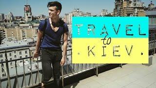 Traveling to Kiev, Ukraine / How I lost my Girlfriend / Tschernobyl Museum #gotaworldtosee