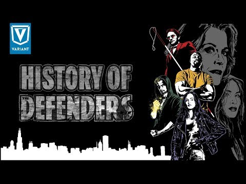 History Of The Defenders!