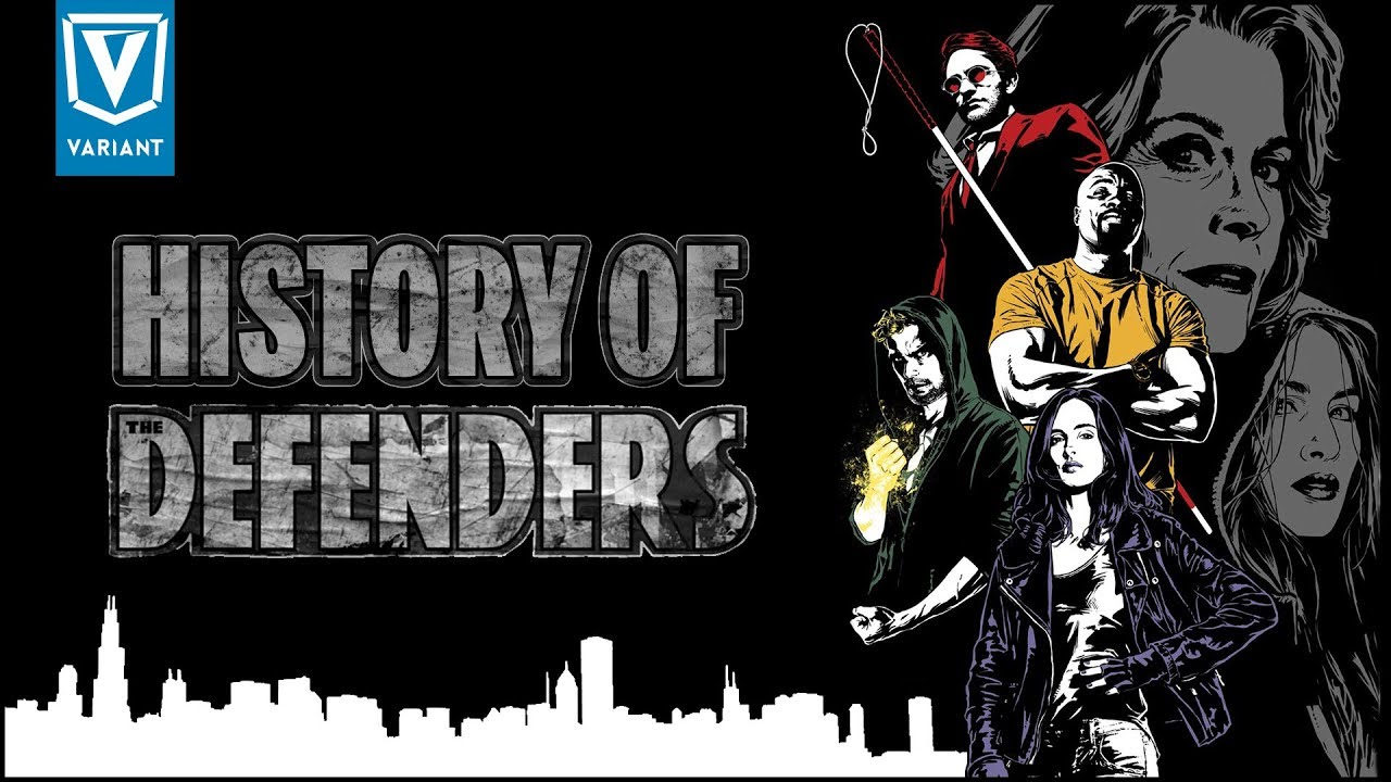 Download History Of The Defenders