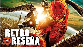 Retro Reseña Spider-Man 2 ¿La mejor de Spidey?