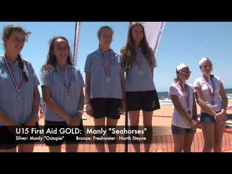 On the Beach - Episode 13 - surf lifesaving 2014