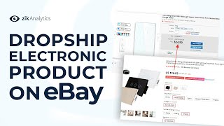 eBay Dropshipping  | What Electronics to Sell on eBay to make Money