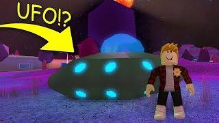 STATEK UFO W JAILBREAKU!? I ROBLOX #133