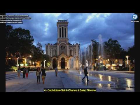 Discover Saint Étienne, France