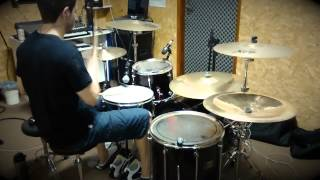The Devil Wears Prada - Rumors [Drumcover]