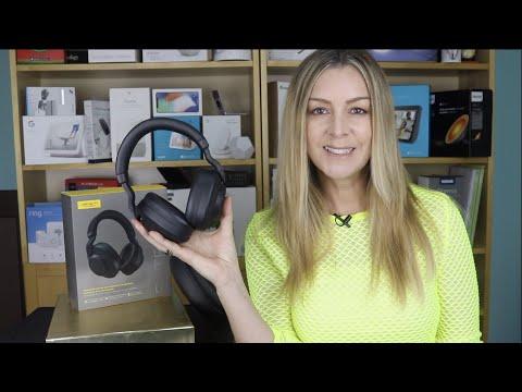 Review: Jabra Elite 85h wireless headphones