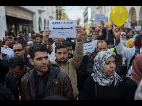 المغرب: الشرطة تفرق تظاهرة للمدرسين بالمياه  - نشر قبل 19 ساعة