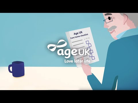How to find a good care home | Age UK