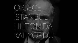 Godfather, İstanbul'da nasıl sırra kadem bastı...
