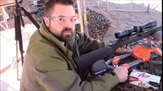savage a17 semi auto 17 hmr rifle