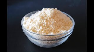 How to make almond flour or almond meal--Cooking A Dream