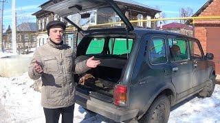 видео Сообщество владельцев автомобилей Нива. Сайт. Форум. Магазин