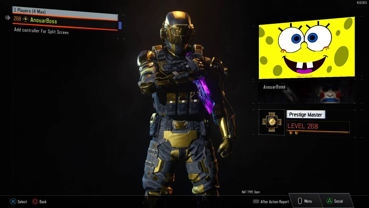 Call of duty black ops 2 prestige master
