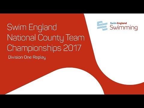 Swim England County Team Champs 2017 Division 1