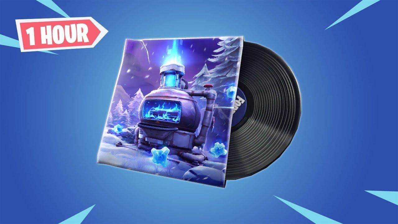 Fortnite Frostnite Music Pack Frostnite Stw Lobby Music 1 Hour