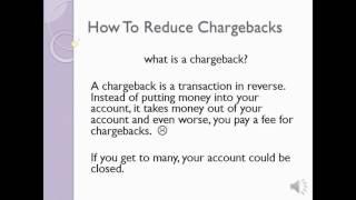 Gambar cover 3 Tips to Reduce Chargebacks