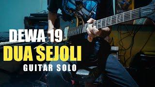 DUA SEJOLI DEWA 19 - SOLO GUITAR TUTORIAL