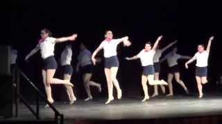 Fashion Show 2015: Yanarella School of Dance - Jet Set