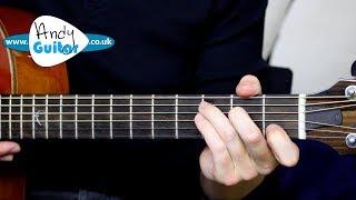 Chord Changing MISTAKE! [C major & G major trick]