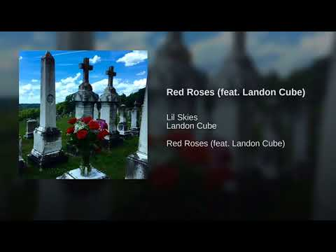 """Lil Skies - """"Red Roses"""" (Without Landon Cube)"""