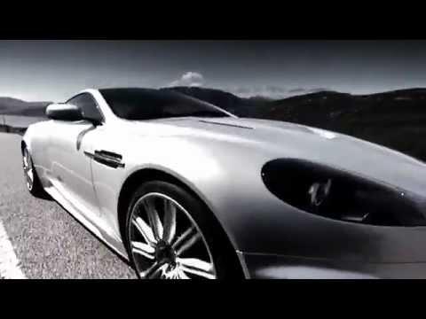 Aston Martin DBS commercial z cyklu 'AutoPociski' od www.powerlogo.pl