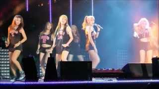 130831 Wassup 와썹 Galaxy at EcoGeo Concert Fan Cam